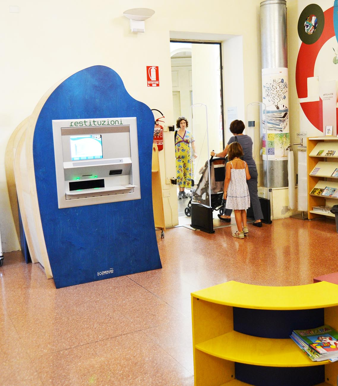 bookreturn kids sala borsa